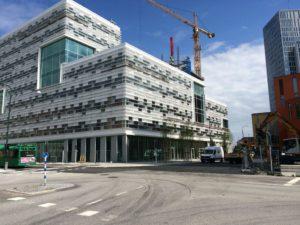 Budova Malmö Live Kontor