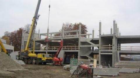 CPS aOÚ Šumperk – demolice avýstavba