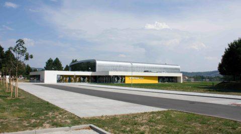 Sportovní hala Lipník nad Bečvou