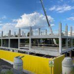 Výstavba požární stanice vBystřici pod Hostýnem