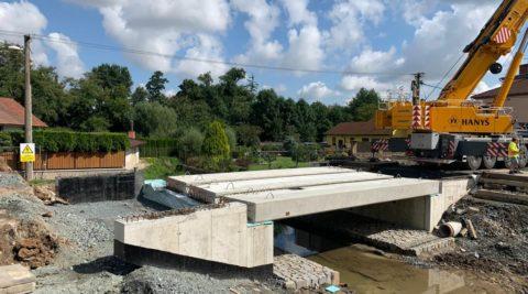I/2 Bečváry, most ev. č. 2-008, celková oprava